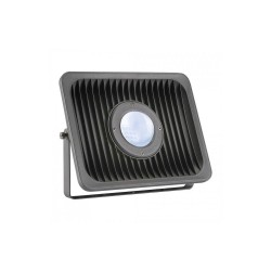 Intalite 234325 Anthracite Milox 1 4000K 41W LED Outdoor Floodlight