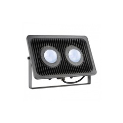 Intalite 234335 Anthracite Milox 2 4000K 79W LED Outdoor Floodlight