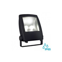 Intalite 231175 Matt Black 83W 5700K LED Outdoor Floodlight