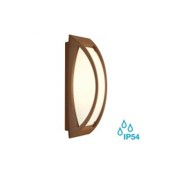 SLV 230447 Rust Meridian 2 Outdoor Ceiling & Wall Light