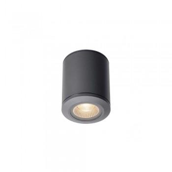 SLV 1000447 Anthracite Pole Parc 28W 3000K LED Outdoor Ceiling Light