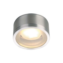 SLV 1000339 Aluminium Brushed/Lacquered Rox Outdoor Ceiling Light
