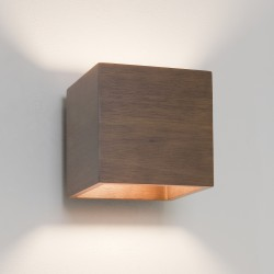 Astro Cremona 1067001 Walnut Wall Light