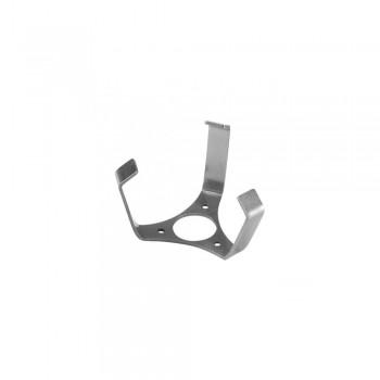 SLV 233795 Stainless Steel Dasar Premium DN90 Mounting Set