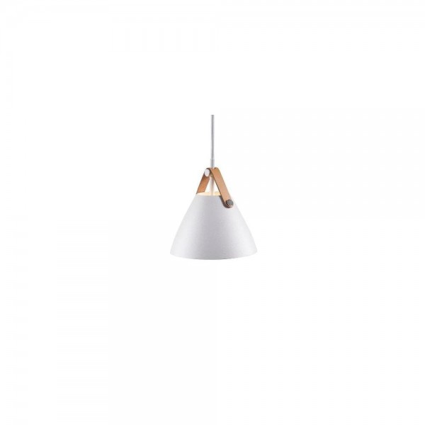 Nordlux DFTP 84303001 White Strap 16 Pendant Light