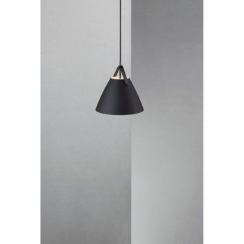 Nordlux DFTP 84333003 Black Strap 27 Pendant Light