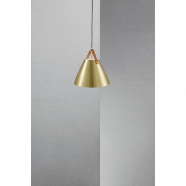 Nordlux DFTP 84333025 Brass Strap 27 Pendant Light
