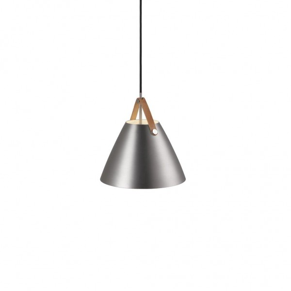 Nordlux DFTP 84333032 Brushed Steel Strap 27 Pendant Light