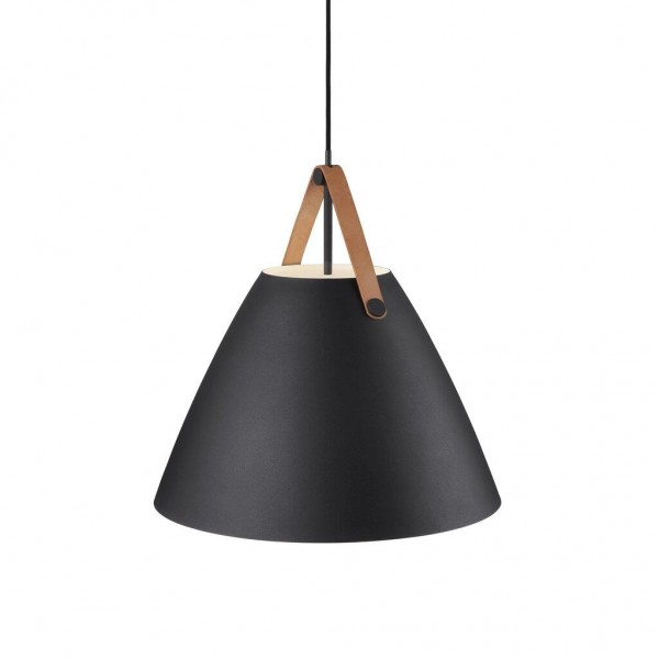 Nordlux DFTP 84353003 Strap 48 Black Pendant Light