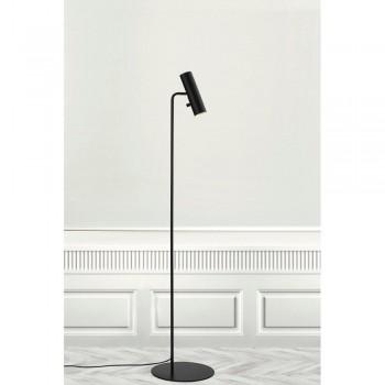 Nordlux DFTP 71704003 Mib 6 Black Floor Lamp