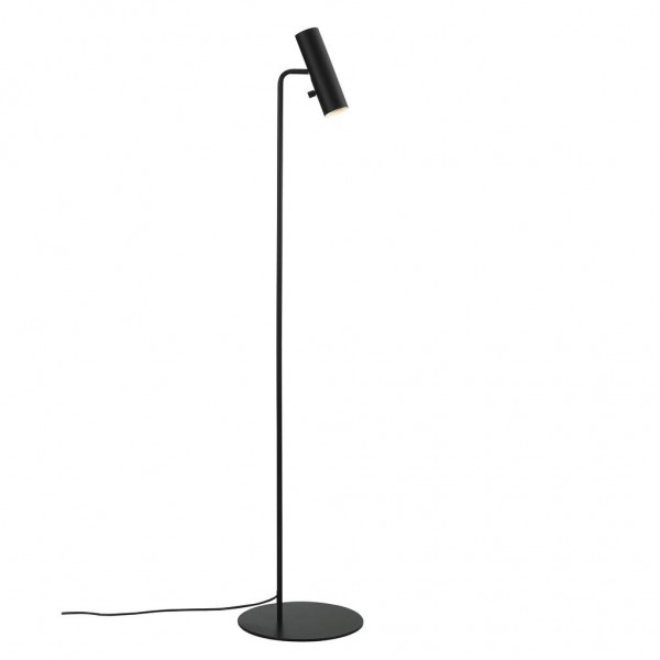 Nordlux DFTP 71704003 Mib 6 Black Floor Lamp