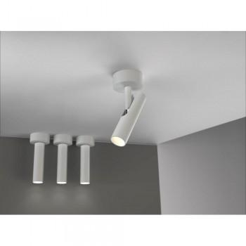 Nordlux DFTP 76681001 Mib 3 White LED Wall/Ceiling Light