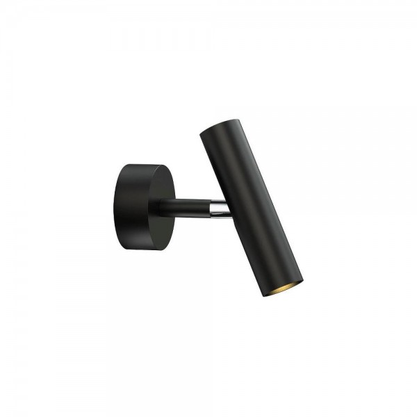 Nordlux DFTP 76681003 Mib 3 Black LED Wall/Ceiling Light
