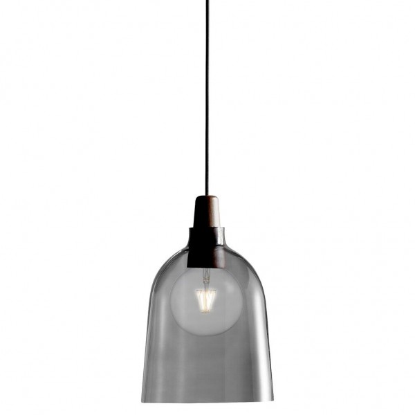 Nordlux 78353047 Smoked Glass Karma 24 Pendant Light