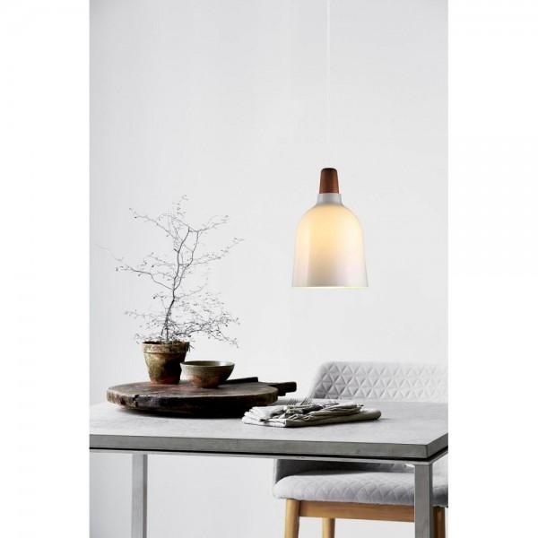 Nordlux 78343012 White Opal Glass Karma 20 Pendant Light