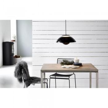 Nordlux DFTP 243030 Black Elevate LED Pendant Light