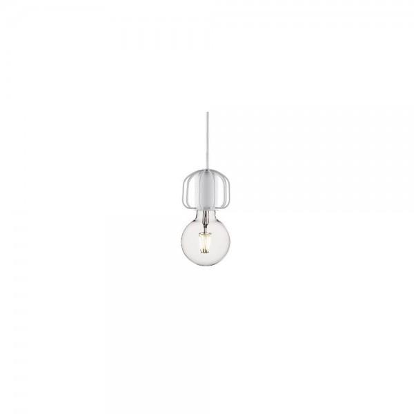 Nordlux DFTP 45100001 White Askja Suspension Pendant Light