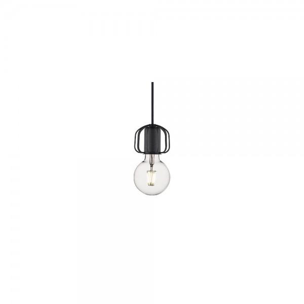 Nordlux DFTP 45100003 Matt Black Askja Suspension Pendant Light