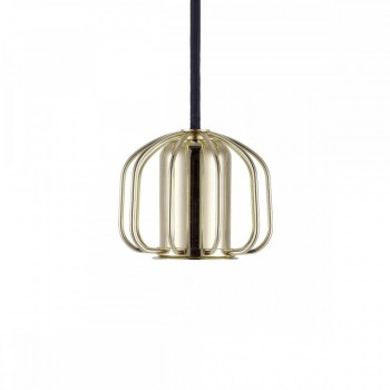 Nordlux DFTP 45100025 Brass Askja Suspension Pendant Light