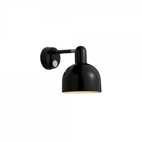 Nordlux DFTP 45191003 Black Trooper Wall Light