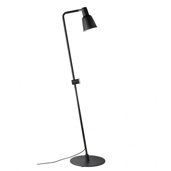 Nordlux DFTP 84464003 Black Patton Floor Light