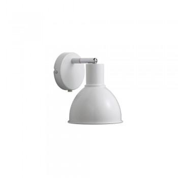Nordlux 45841001 Pop White Wall Light