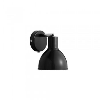 Nordlux 45841003 Pop Black Wall Light