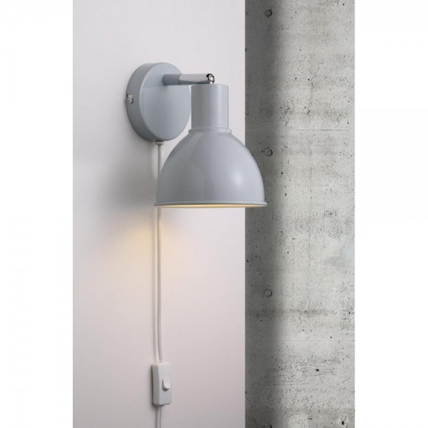 Nordlux 45841006 Pop Light Blue Wall Light