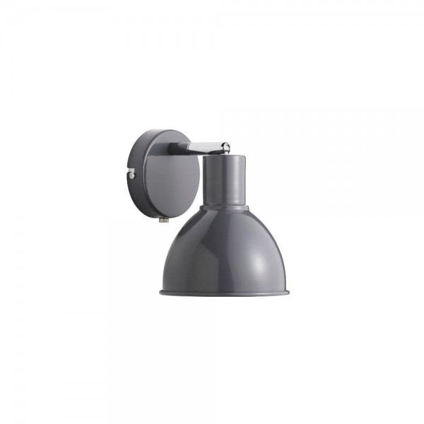 Nordlux 45841050 Pop Anthracite Wall Light