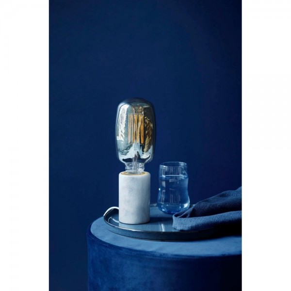 Nordlux 45875001 Siv White Marble Lamp