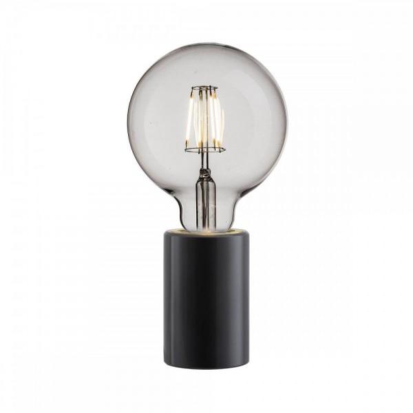 Nordlux 45875003 Siv Black Marble Lamp