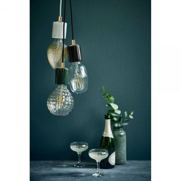 Nordlux 45883023 Siv Green Marble Pendant Light