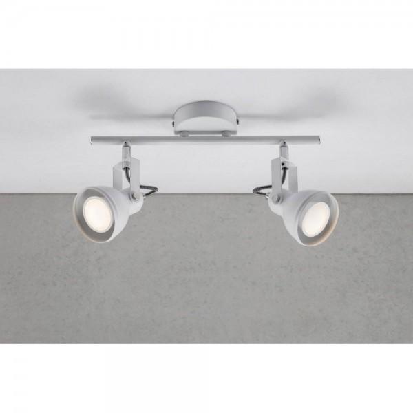 Nordlux 45730101 Aslak 2 White Ceiling Light