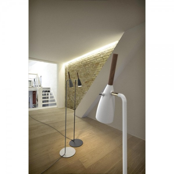 Nordlux DFTP 78294003 Black Pure Floor Lamp
