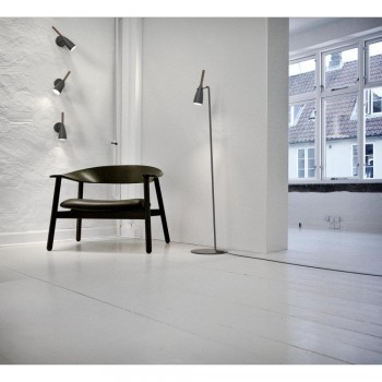 Nordlux DFTP 78294011 Grey Pure Floor Lamp