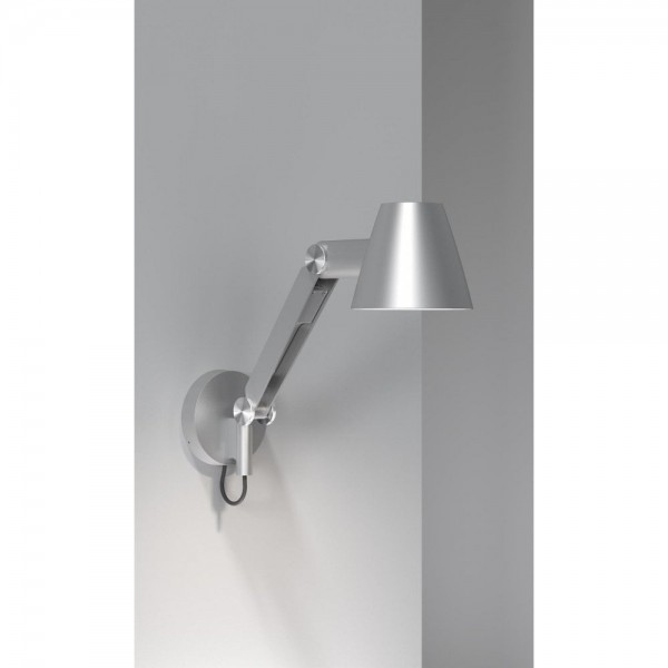 Nordlux DFTP 78371010 Grey Cult Wall Light