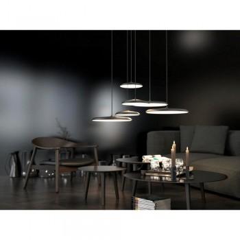 Nordlux DFTP 83083010 Grey Artist 25 LED Pendant Light
