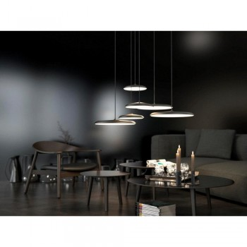 Nordlux DFTP 83093010 Grey Artist 40 LED Pendant Light