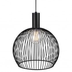 Nordlux DFTP 84253003 Black Aver 40 Pendant Light
