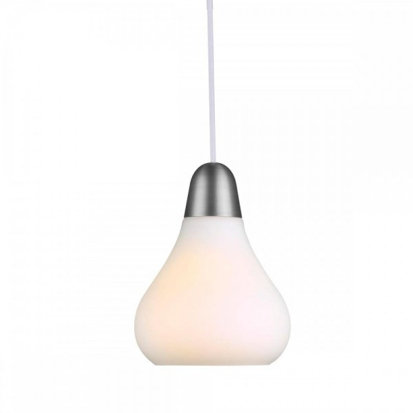 Nordlux DFTP 78163030 White and Copper/Brushed Steel Pendant Light