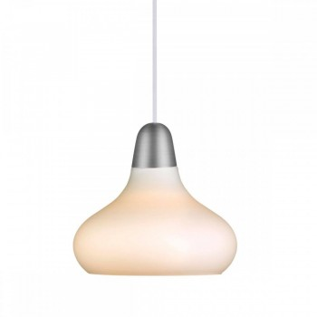 Nordlux DFTP 78173030 White and Copper/Brushed Steel Pendant Light