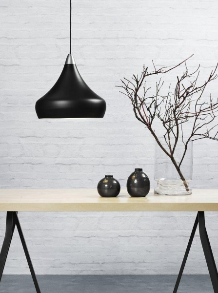 Nordlux DFTP 77213003 Black Fascino Pendant Light