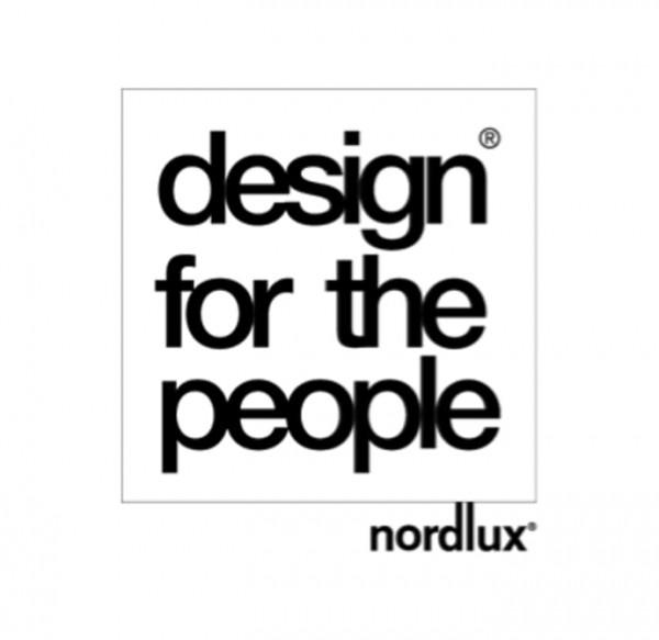 Nordlux DFTP 71733001 Black/White Slope 50 Pendant Light