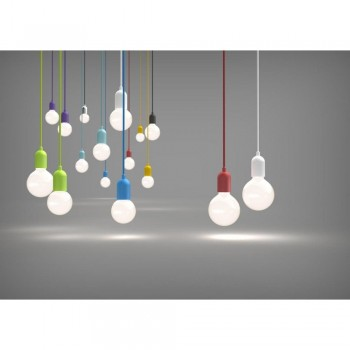 Nordlux DFTP 75470002 Red Funk Suspension Light