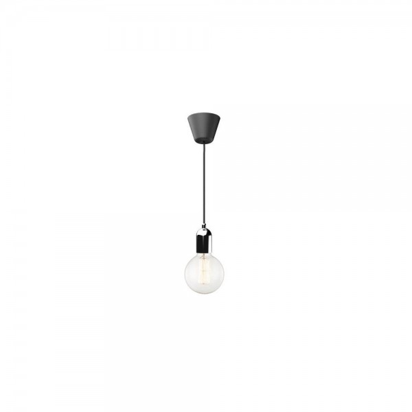 Nordlux DFTP 75470033 Black/Chrome Funk Suspension Light