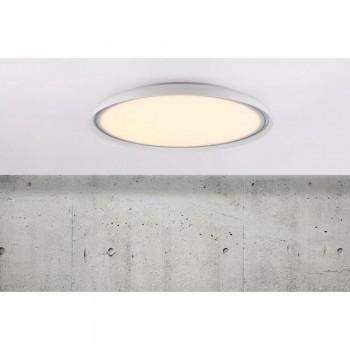 Nordlux DFTP 45306001 White La Luna 41 LED Ceiling Light
