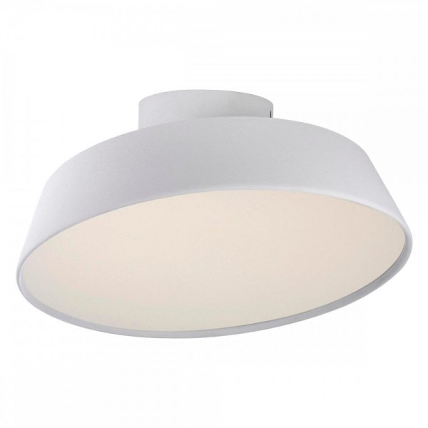 Nordlux DFTP 77196001 White Alba LED Ceiling Light
