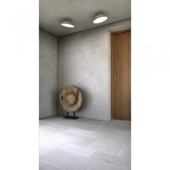 Nordlux DFTP 77196010 Grey Alba LED Ceiling Light