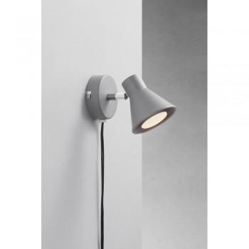 Nordlux 45761010 Eik Grey Wall Light