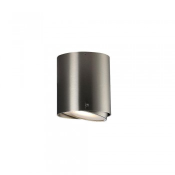 Nordlux DFTP 78511032 Brushed Steel IP S4 Bathroom Light